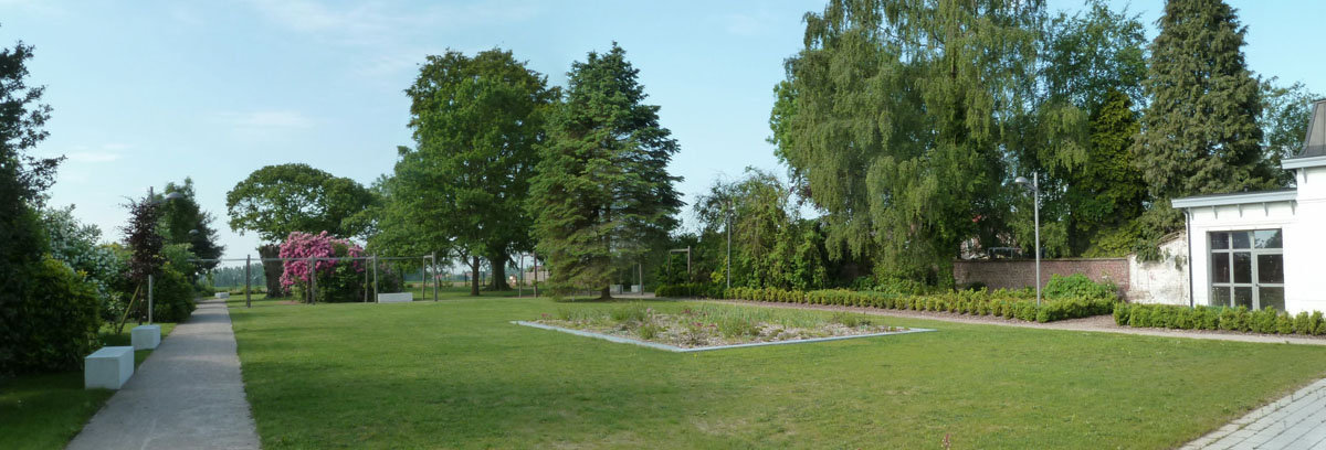 Parc mairie Toufflers - Agence Philippe Thomas