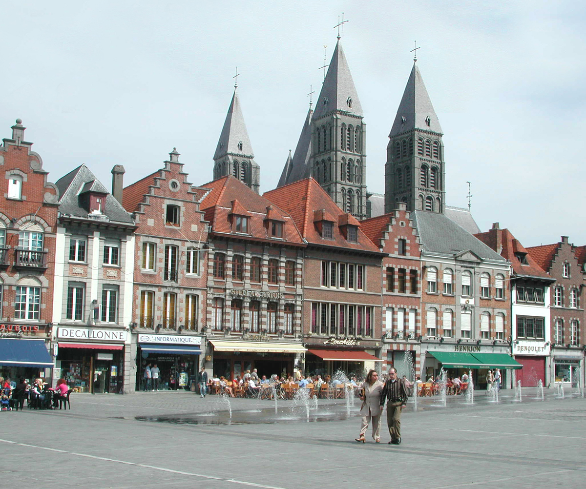 Tournai Grand'Place - Philippe Thomas